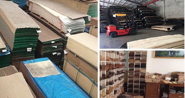 多年木皮生产经验 实力强